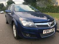 2008 VAUXHALL ASTRA1.6 VVT 16v DESIGN CHEAP ESTATE LONG MOT 1 OWNER BARGAIN
