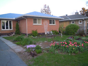 3BR house for rent in Elmvale Acres - walk to hospital