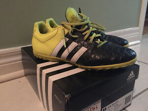 Size 7.5 - Adidas Ace Turf Soccer Cleats