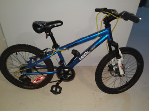 "20"" kids 18 speed bicycle"