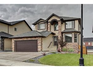 Executive Home in Beautiful Chestermere.