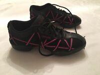 Capezio Dance Sneaker UK Size 4