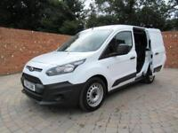 FORD TRANSIT CONNECT 220 L1 DOUBLECAB SWB BLUETOOTH 5 SEATS