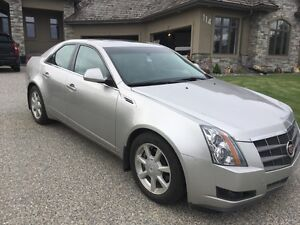 2008 Cadillac CTS Sedan - New Price!