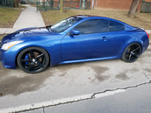 2008 G37s Coupe