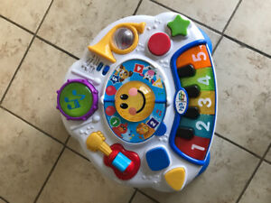 Baby play table
