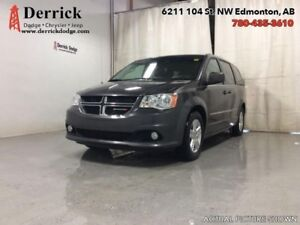 2017 Dodge Grand Caravan   Used Crew 2 Rows Sto N'Go Pwr Grp A/C
