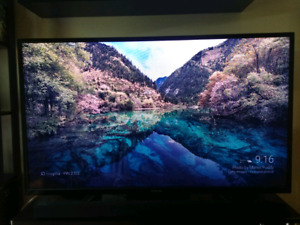 Toshiba 52'' 1080p LED TV