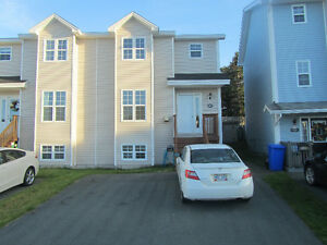 REDUCED!! Beautiful Duplex in West End St. John's!! St. John's Newfoundland image 1