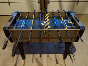 Combination Foosball / Air Hockey table