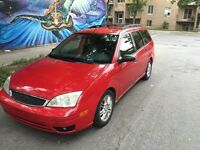 Ford Focus Zxw 2005