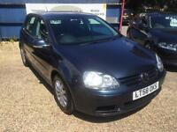 2008 Volkswagen Golf 1.9 TDI Match Hatchback 5dr Diesel Manual (132 g/km, 103