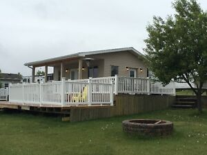 Lake Lot Tranquility Bay RV Park, 1.5 hours from Sherwood Park