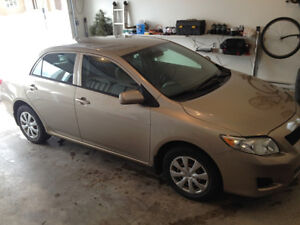 2009 Toyota Corolla CE Auto 130k excellent condition $6900 obo
