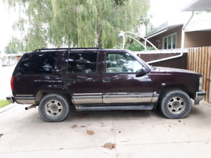 96' Tahoe for sale