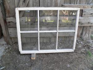 plusieurs fenêtres antique # 5204