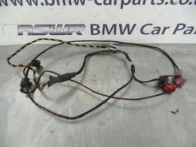 BMW E39 5 SERIES Rear PDC Wiring Loom 61126920858