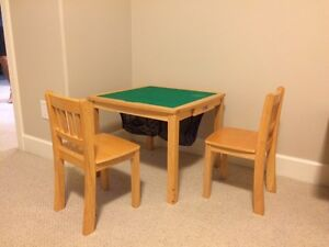 Lego Table & Chairs West Kelowna