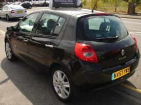 Renault Clio 1.2Tce 16v ( 100bhp ) ( a/c ) Expression