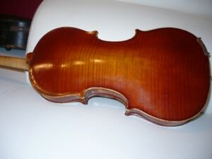 red violin 4/4 German made 100yr