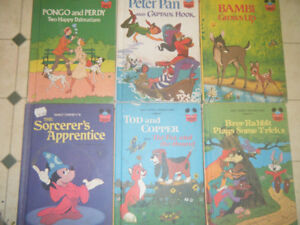 Childrens Disney Books (Reduced)