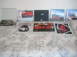 Brochures Automobile Prestige à vendre