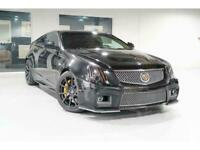 2011 Cadillac CTS-V 6.2 V8 Coupe - Diamond Edition - Supercharged LS - FSH LHD