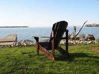 Lake Simcoe Getaway - Direct Waterfront Cottage Rental