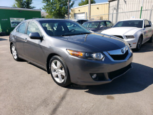 2009 Acura TSX Sedan, One owner, no accident.