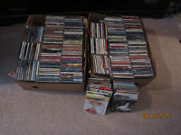 Over 350 Assorted CD's $1 Each Or $50 For All!!