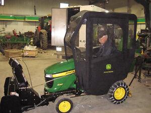 tracteur x360 john deere