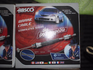 ABSCO emerg. brake cables for Toyoto echo