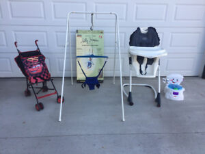 Baby items- gently used