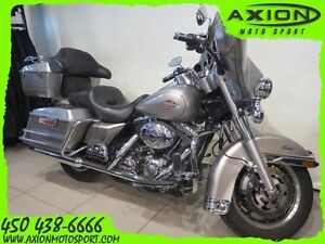 2008 Harley-Davidson FLHTC comme neuf 65,23$/SEMAINE