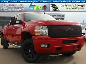 2014 Chevrolet Silverado 2500HD LTZ Leather | Nav | Sunroof
