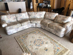 2 piece sectional sofa