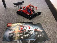 Lego Technic 8263 Snow Groomer