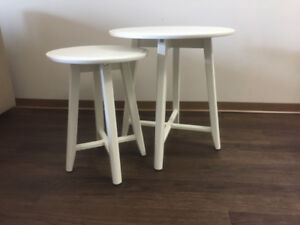 Side Table - Like NEW - IKEA Kragsta