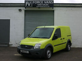 FORD TRANSIT CONNECT 1.8TDCi SWB DELIVERY CARGO WORK TOOL DELIVERY LOGISTIC VAN