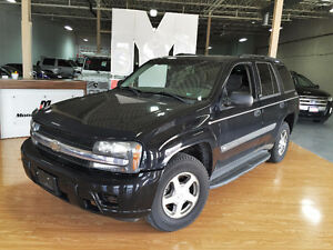 2004 Chevrolet Trailblazer LS - POWER OPTIONS