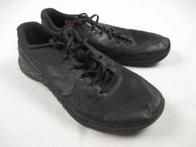 Nike Metcon 4 - Black Running, Cross Training (Men's 16.5) - Used