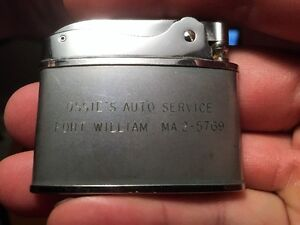 Ossie's Auto Service Auer Cigarette Lighter