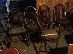 Antique Windsor Chairs Peterborough Peterborough Area image 1