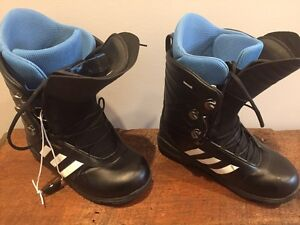 Size 13 Adidas Snowboard Boots!  London Ontario image 1