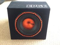 "Edge EDB10 10"" active subwoofer"