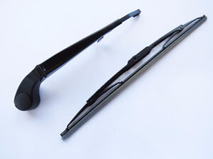 BMW X5 1999-2006 E53 Rear wiper arm & blade 61627068076