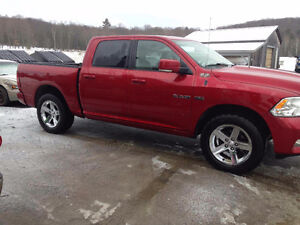 2009 Dodge Power Ram 1500 slt sport Pickup Truck