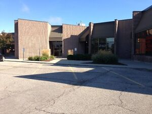 Clean Office and Wharehouse Space in Great Waterloo Location
