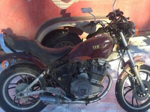 Parting out 1982 1983 Yamaha XS400 Maxim