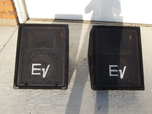 Electro Voice Monitors